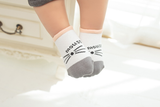 Kaos Kaki Grey Mouse