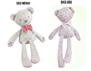 BONEKA GREY BEAR