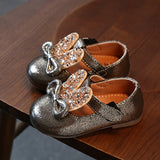 GLITTER BUNNY SHOES