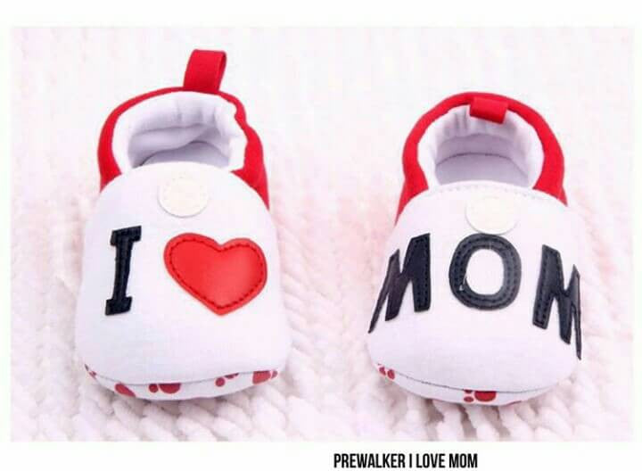 Prewalker I Love Mom