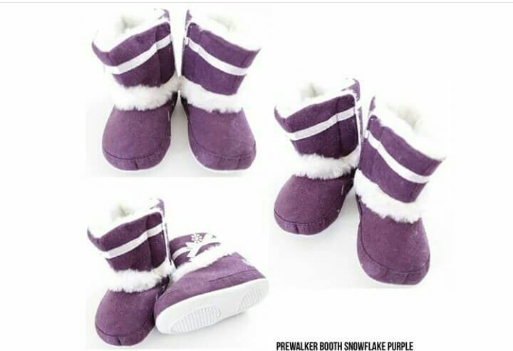 Prewalker Snowflake Purple
