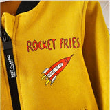 SWEATER ROCKET FRIES CARAMEL