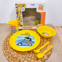 TABLEWARE SET MINION