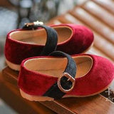 YESI FLAT SHOES