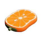 EPOW® Fruit Orange Batterie externe Orange 6000mAh Type C