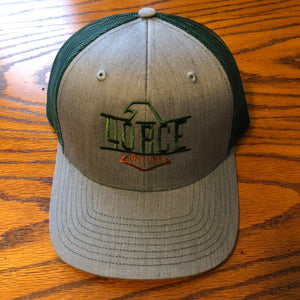 4orce Shield Trucker Hat (Gray/Hunter Green)