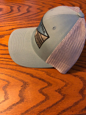 S.P. Flag Trucker Hat (Sky Edition)