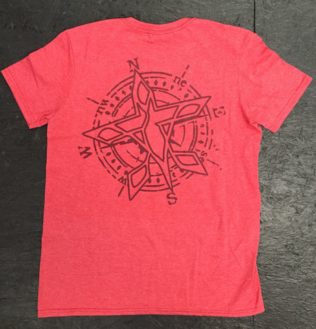 Life Compass T-Shirt (Multiple Colors)