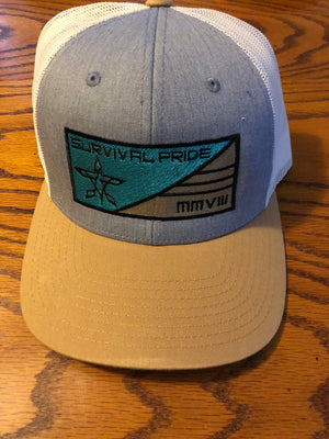 S.P. Flag Trucker Hat (Ocean View Edition)