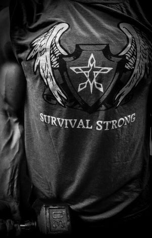 Survival Strong (Performance) T-Shirt