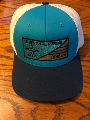 S.P. Flag Trucker Hat (Mountain Breeze Edition)