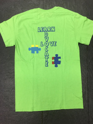 S.P. Autism Awareness Tee