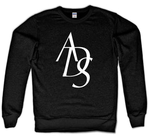 ADOPT DON'T SHOP - CREWNECK (BLACK)
