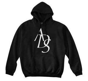 ADOPT DON'T SHOP - HOODIE (BLACK)
