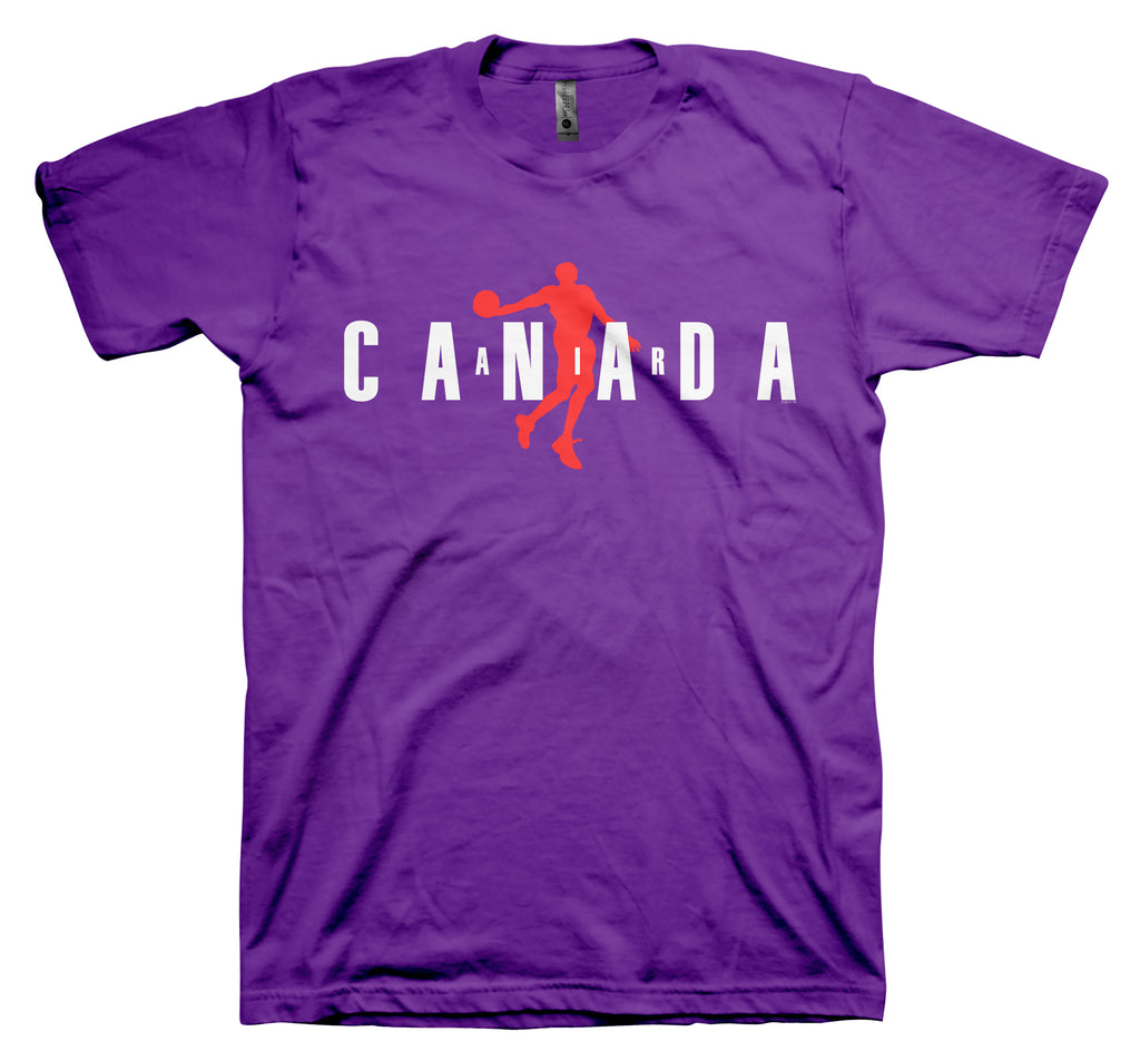 AIR CANADA (PURPLE)