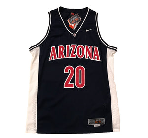 UNIVERSITY OF ARIZONA JERSEY #20 (DAMON STOUDEMIRE)