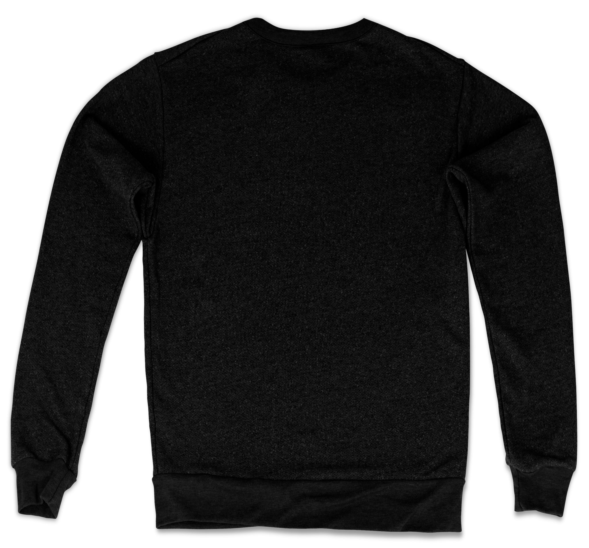 ROUND MOUND CREWNECK (BLACK)