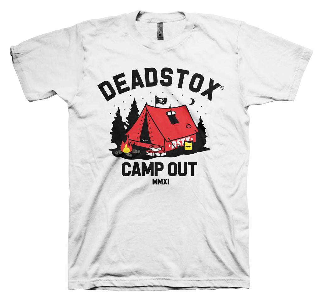 Camp Out (White)