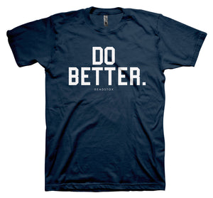DO BETTER (NAVY)