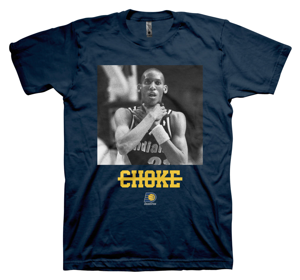 Don't Choke (Navy)