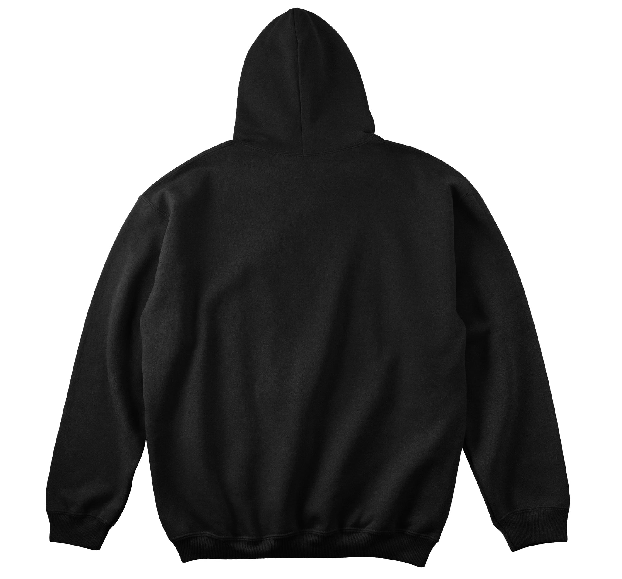 SCREAMING J HOODIE (BLACK)