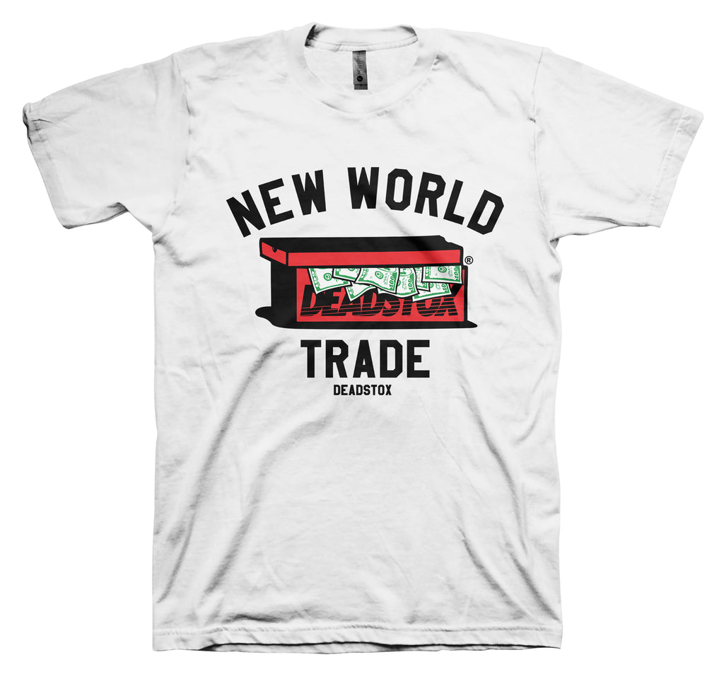 NEW WORLD TRADE (WHITE)