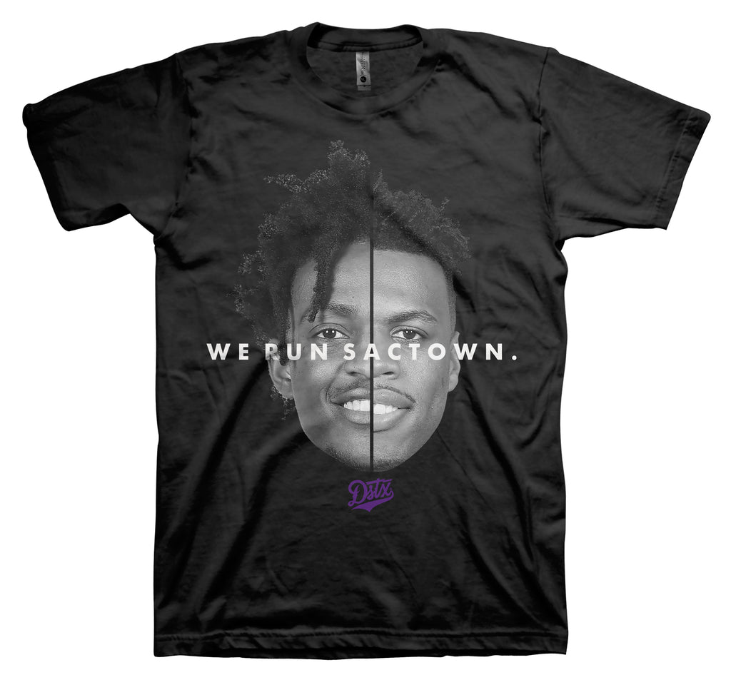 WE RUN SACTOWN (BLACK)