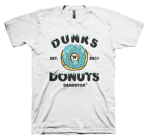 DUNKS 'N DONUTS (WHITE)