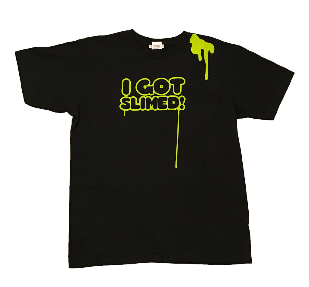 "NICKELODEON ""I GOT SLIMED"" (BLACK)"