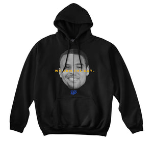 WE RUN THE BAY HOODIE (BLACK)