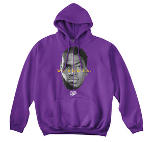 WE RUN LA - SHOWTIME HOODIE (PURPLE)