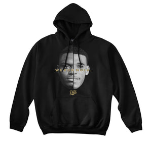 WE RUN NOLA HOODIE (BLACK)