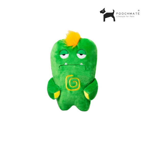 Zee Dog Alien Flex Gro Toy