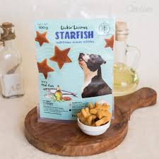 Clever Canine Starfish Nutritious Ocean Nibbles