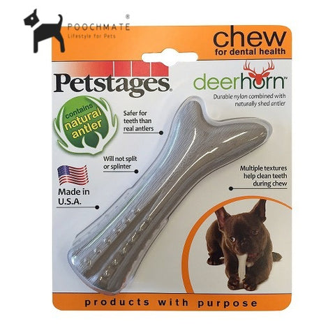 Petstages Deehorn Dog Chew Toy