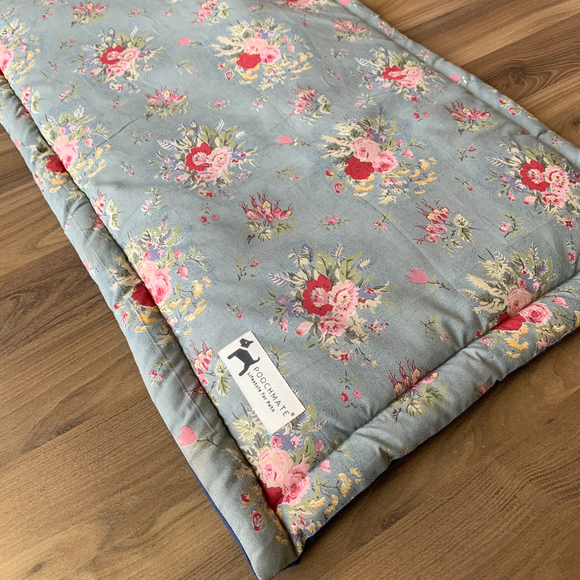 PM OAK Bed of Roses Beige Mat - Medium