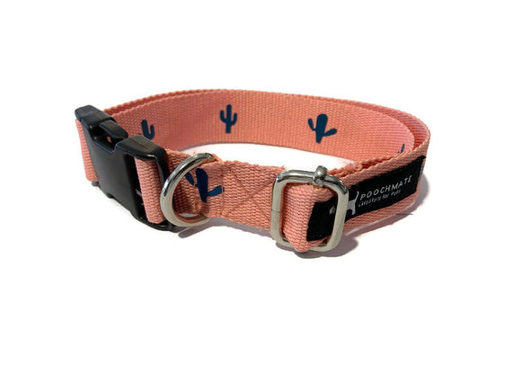 Fancactus Cotton Webbing Collar