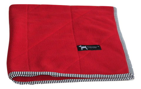 Buy dog blankets online in India, Fleece dog blanket, PoochMate