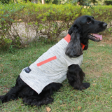 PoochMate Jersey Ivory Dog T-Shirt