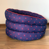 Round Dog Bed | Durable Dog Bed | India |PoochMate Bed