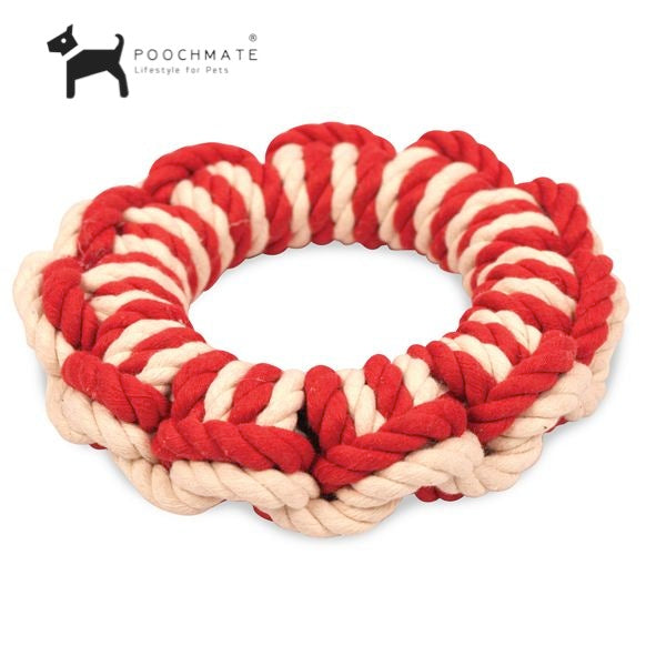 New England Sailors Life Ring Rope Toy
