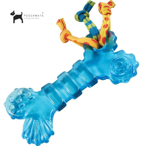 Best tough chew toy bone for dogs petstages orka mini