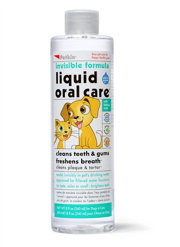 Petkin Liquid Oral Care for Dogs and Cats