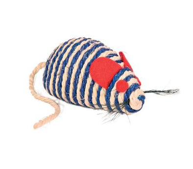 Trixie Sisal Mouse Cat Toy