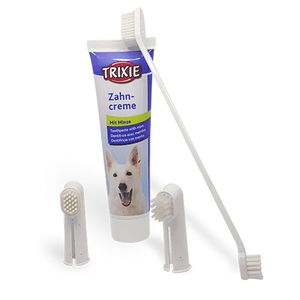 Trixie Dental Hygiene Kit for Dogs