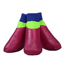 PoochMate Extended Waterproof Socks - Medium