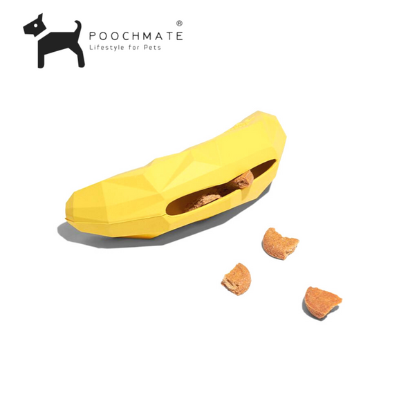 Zee Dog the Banana Toy