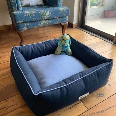 PoochMate Dog Beds | Cotton Dog Beds Online India
