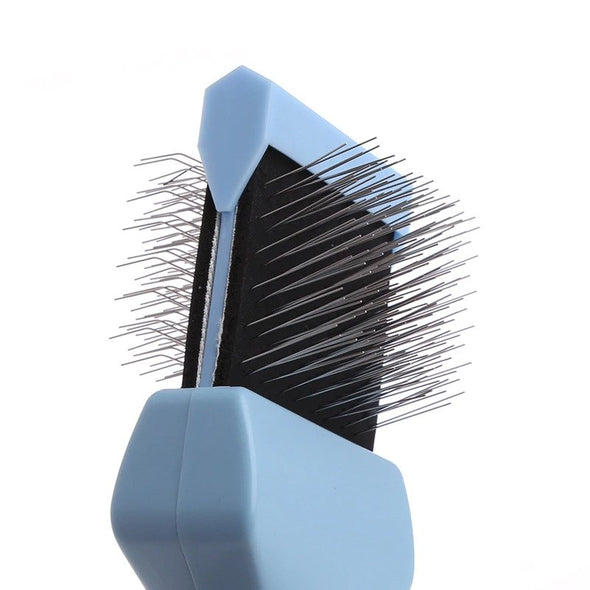 TPR Double Sided Slicker Brush