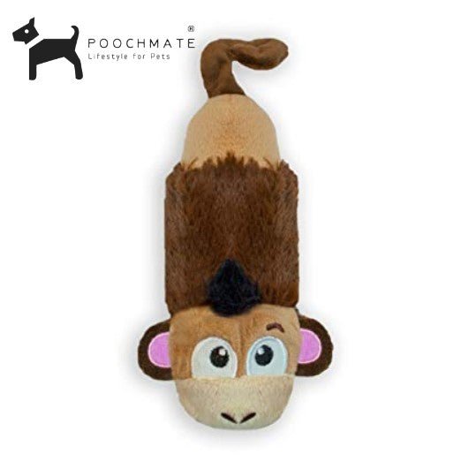 Petstages Plush Monkey Toy